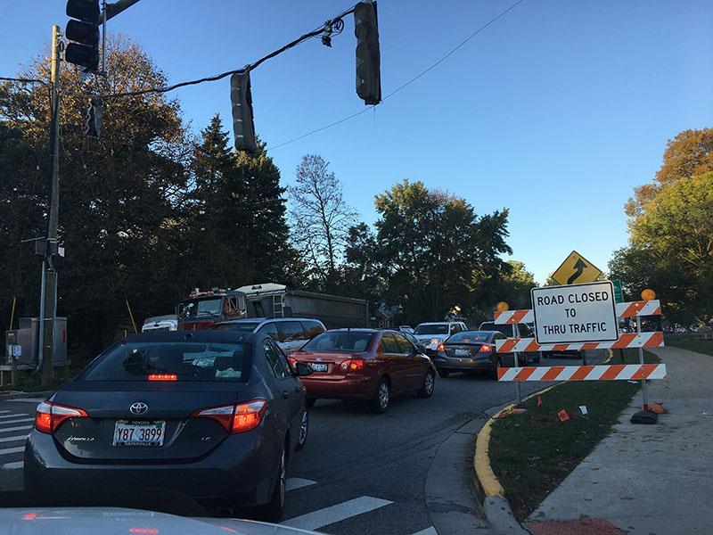 RBHS Traffic Update