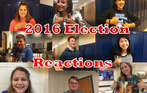 RBHS students reaction to Trump's election