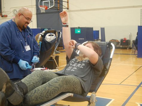 Annual Blood Drive Update