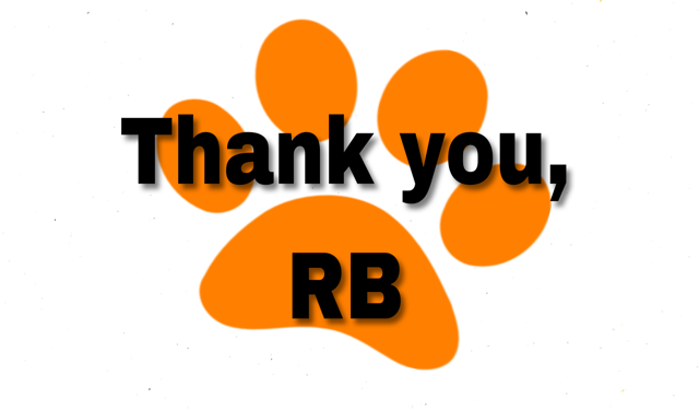 Bulldogs give thanks to RB
