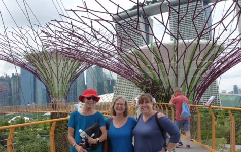 To Singapore and back: Czajka reflects on AP trip