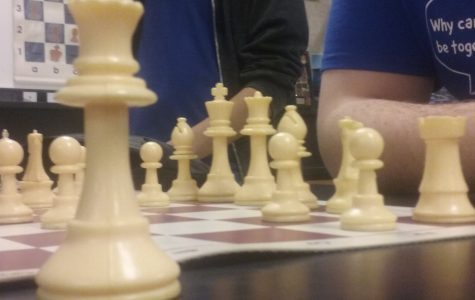 Chess team takes 2nd place at MSC