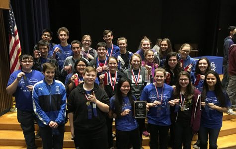 Impressive performances adding up for RB Math Team