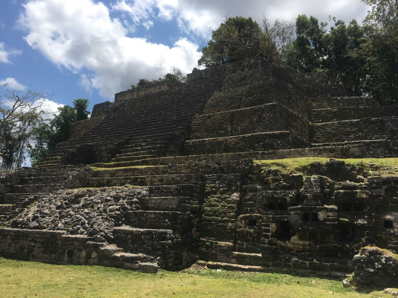 Highlights of Jepson's trip to Belize