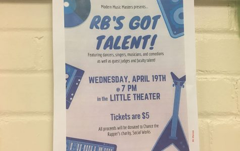 Talent show returns to RB