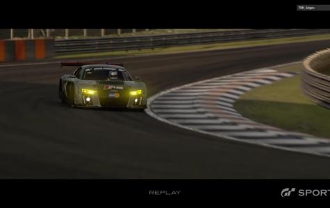 Audi R8 GT3 @ Dragon Trail Raceway