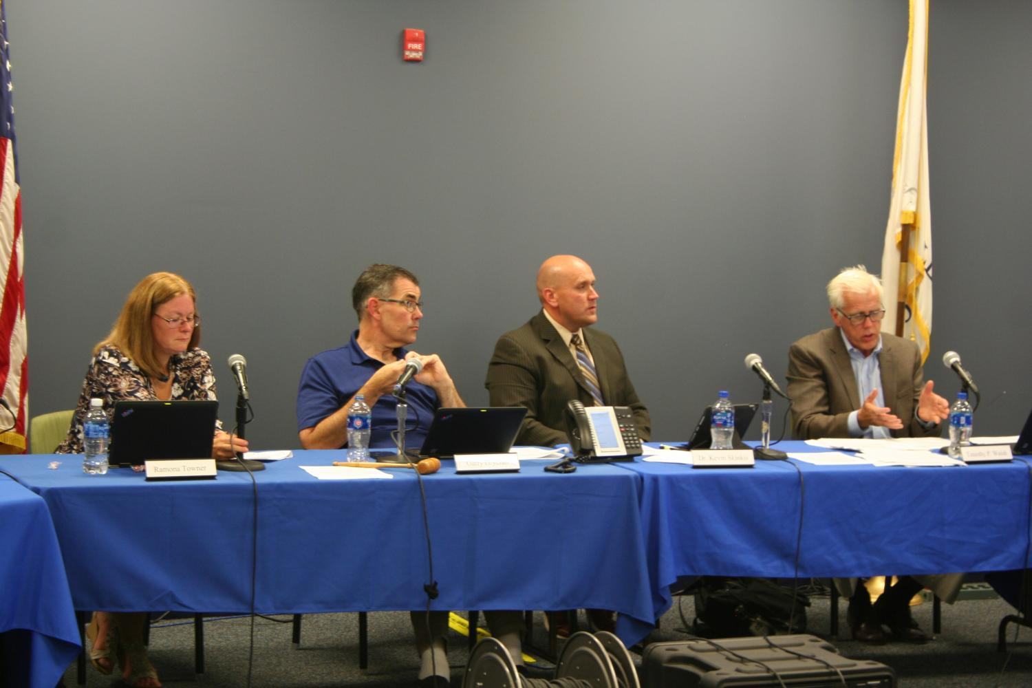 RBHS board discusses budget, field trips