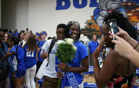 Homecoming Court reflects on the results