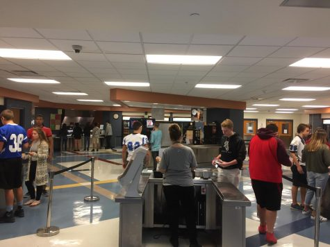 Lunchroom Reversals: Important changes to the Bulldog Café