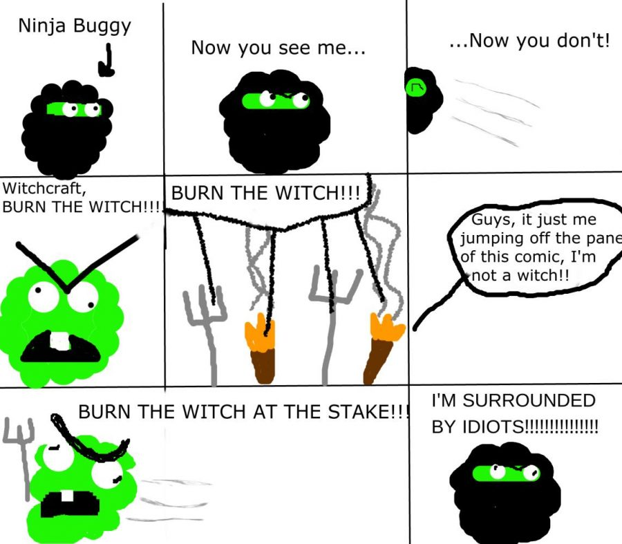 Bizarre Buggies (#9): WITCHCRAFT!!!