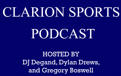 The Clarion sports podcast (ep.1)