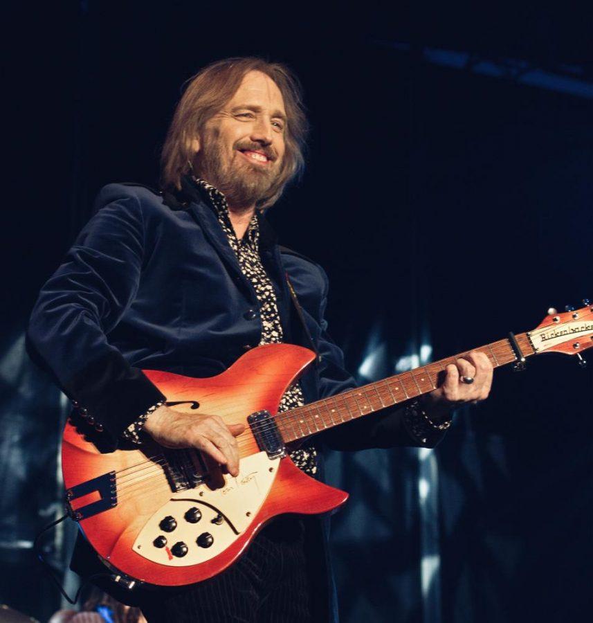 Tom Petty live 2012