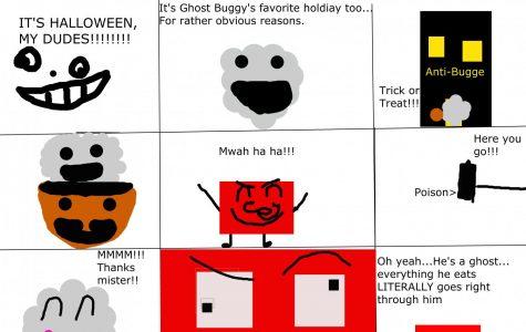 Bizarre Buggies (#11): HALLOWEEN!!!