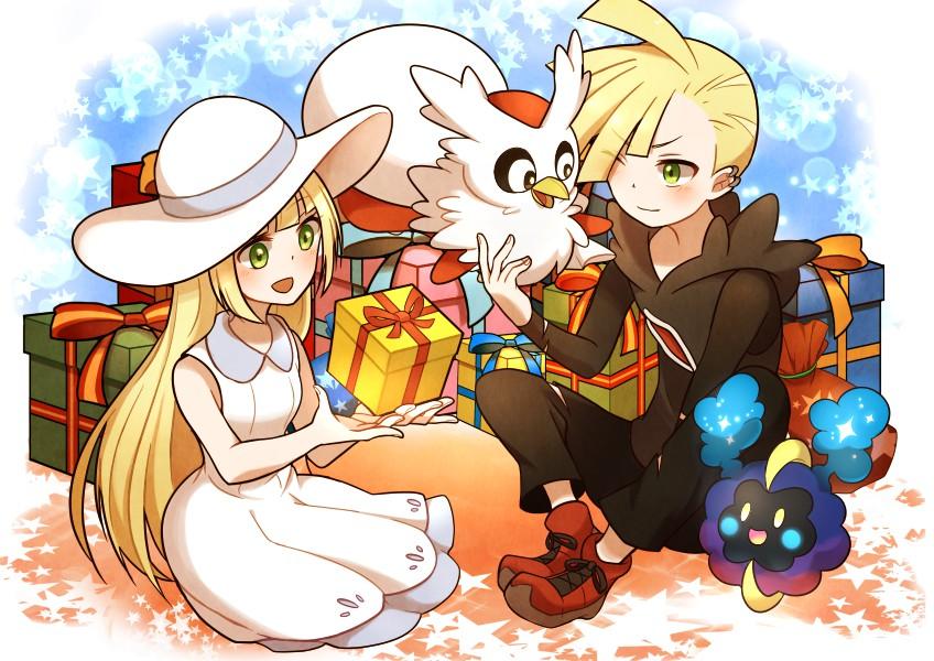 Merry Pokemas!