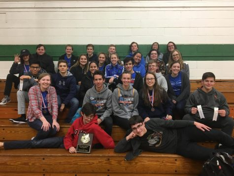 Math Team has strong showing at MSC tourney