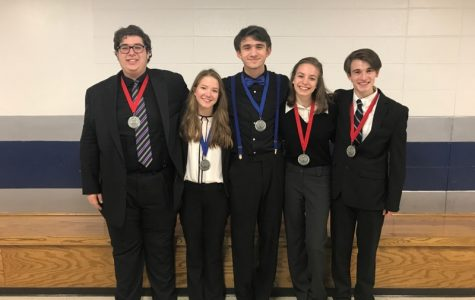 Speech Team on the Rise