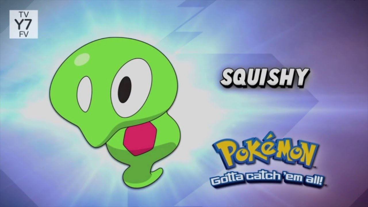 Squishy Pokemon Evolution : Pokemon of the Week #13: Squishy ? Clarion