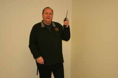 Niemann is new man for RBHS security team