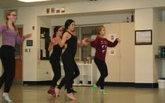 Dziagwa's dance routine to be featured in state showcase