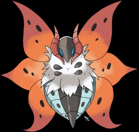 Pokemon of the Week #21: Volcarona