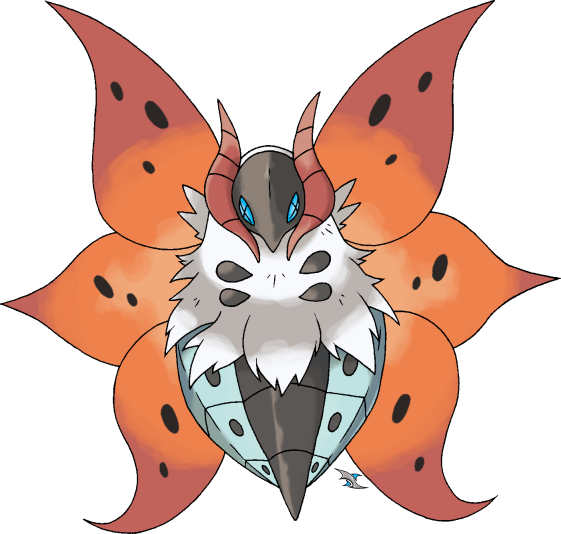 Pokemon of the Week #21: Volcarona