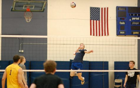 Boys' volleyball overcomes early struggles