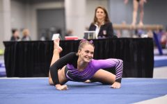 "D1 commit for perfect ""10"" gymnast Gruber"