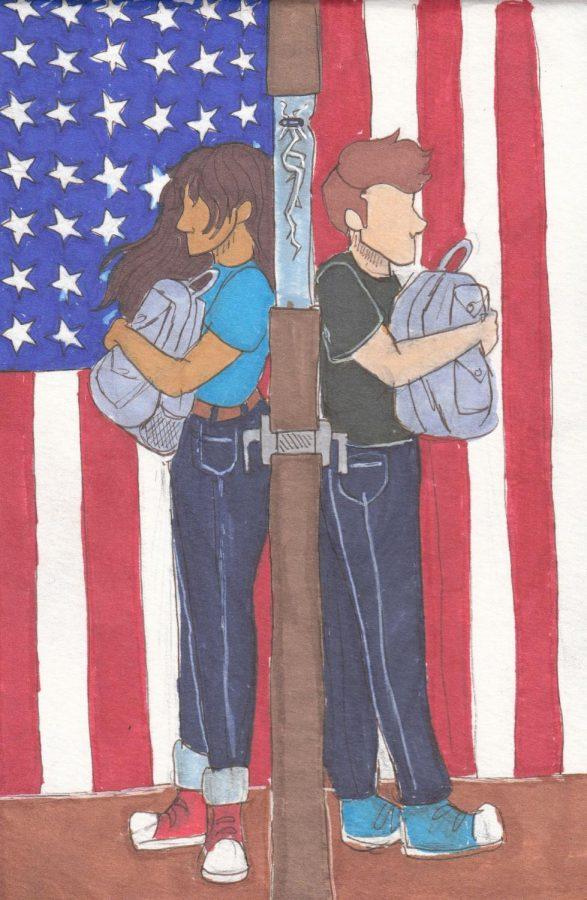 Original artwork by Ali Beatty.