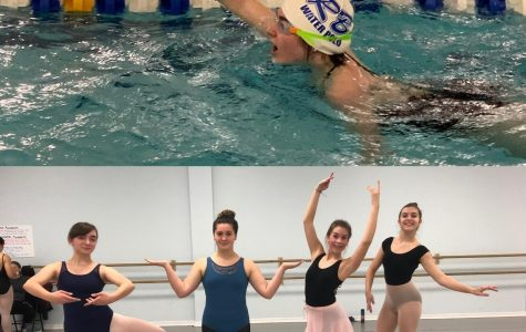 Sport Swap: Ballet versus swimming