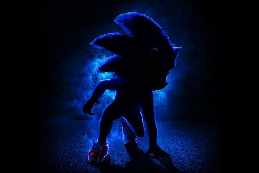 For some reason, Sonic the Hedgehog is getting its own movie
