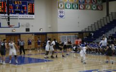Boys basketball wins regional semifinal and progresses to regional final tonight