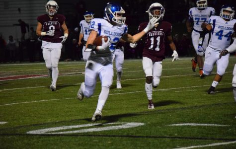 Bulldog football clinches playoff bid