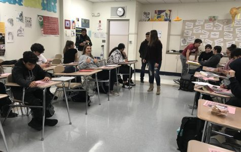 Students settle into blended learning at RB