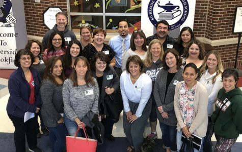 Participants of Coffee with the Principal