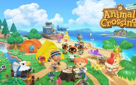 The New Animal Crossing game called 'New Horizons' comes out March 20, 2020.