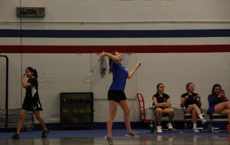 Badminton: Claire Shanahan
