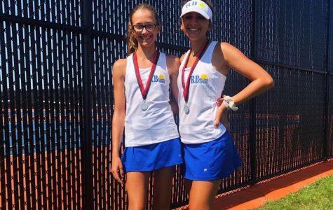 Girls Tennis: Lara Huns