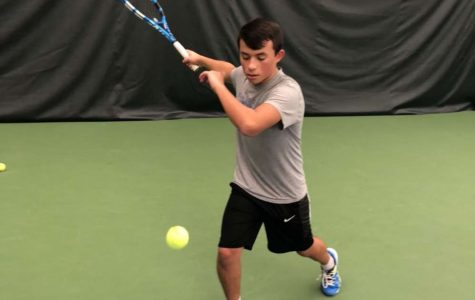 Boys Tennis: Nick Sacharski