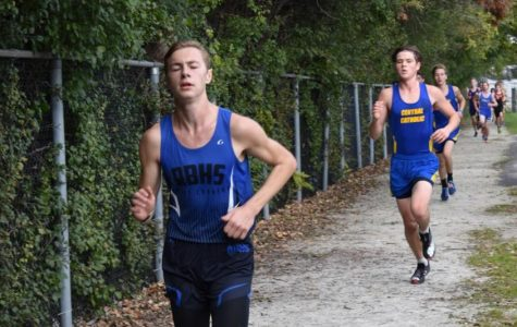 Boys Cross Country: Steve Haley