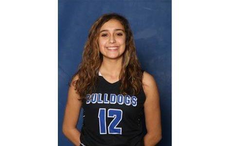 Girls Basketball: Cassandra Hines