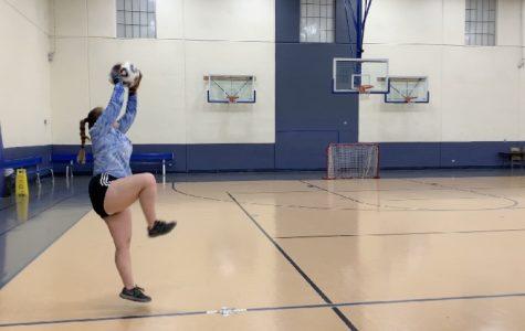 Girls Soccer: Moira Ford