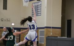 Girls' basketball shoots for conference