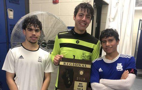 Boys Soccer: Daniel Sessler