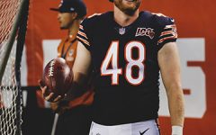 Long journey to long snapping: Scales relishes road to NFL