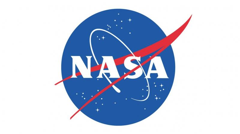 NASA logo, which is the agency sponsoring Project Possum.