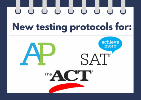 New protocols for state testing and AP Exams