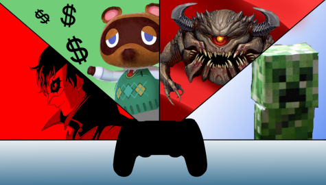 It's gamer time: Four games to play while quarantined!