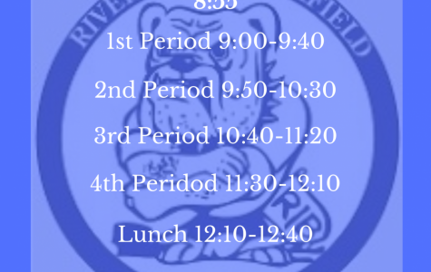 Multiple changes have been made to RB's remote learning schedule on Mondays.