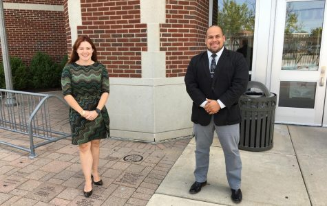 Cara Weinberg and Alberto Jaquez were hired over the summer to fill the empty deans roles.