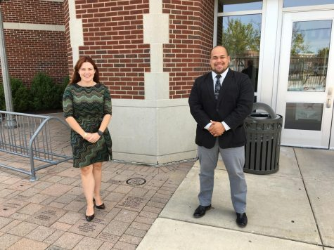 RB welcomes new deans